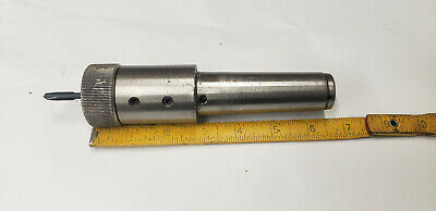 4mt Shank Tap Tool Holder Spring Loaded Adjustable Length. Shelf F5