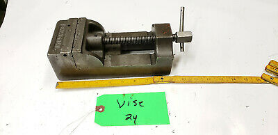 Palmgren 4 Machinist Drill Press Milling Vise. Vice 24 Shelf 44 Basement