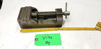 Palmgren 4 Machinist Drill Press Milling Vise. Vice 24 Shelf 44 Basement