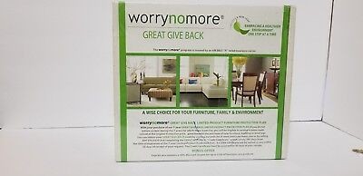 WORRYNOMORE Furniture Cleaning & Protection Kit (SEALED)