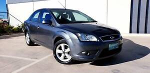 EXCELLENT! 2008 Ford Focus LX Automatic 54,000KM REG   RWC Coburg North Moreland Area Preview