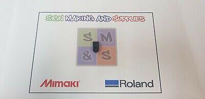 Genuine Roland Soljet Pro Iii Xc-540 Cm-500 Clamp Blade Assy 22805292