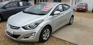 2014 HYUNDAI ELANTRA ACTIVE SEDAN Aitkenvale Townsville City Preview