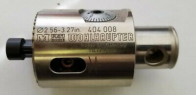Wohlhaupter Boring Head 404 008
