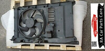 PEUGEOT 307 /CITROEN C4 C4 COUPE FRONT CRAWLER RADIATOR COOLING FAN