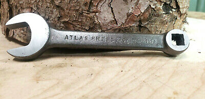Vintage Armstrong Atlas Press Tool Post Wrench For 6 Metal Lathe M6-115 Mint
