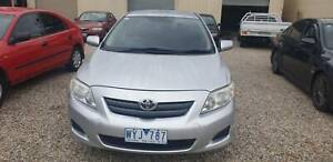 2008 Toyota Corolla Hatch Lilydale Yarra Ranges Preview
