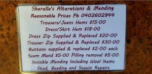 Sherelle's Clothing Alterations & Mending-Contactless available