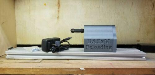 DACaM Power Pod MK2 Trimmer system for RCBS trimpro2 timmer NEW ENHANCED VERSION