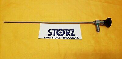 Karl Storz 27005aa 4mm X 0 Degree Cystoscope E-class Autoclave