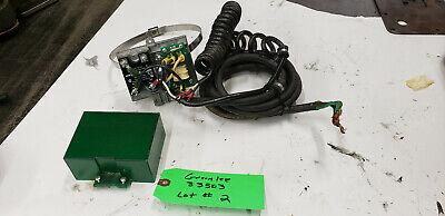 Greenlee 33503 Motor Control 115230v For 980 Hydraulic Pump Lot2 Shelf B3
