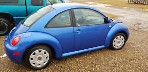 Parting out 2000 Volkswagen New Beetle or selling as is