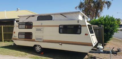 JAYCO Triple Bunk Family Caravan Palm Beach Gold Coast South Preview