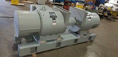 Kato Synchronous Ac Generator A270490000 144kw 180kva 400hz 115200v 520a
