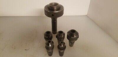Falcon Kwiklok Tihl-r-8-4 R8 Quick Change Tool Holder Set Milling Machine Mo-20