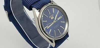 VINTAGE SEIKO 6349-5040 AUTOMATIC DAY/DATE 21JEWELS JAPAN MADE MEN'S WATCH