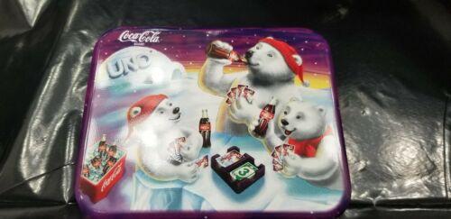 Coca Cola Uno Playing Cards