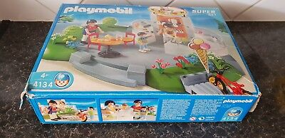 Playmobil - Super Set = 4134 - boxed - nearly complete + few extras - see pictur