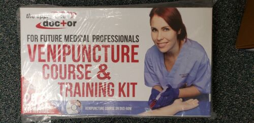 The Apprentice Doctor For Future Medical Professionals Venipuncture Course & Tra