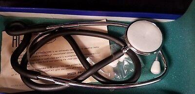 Vintage Milex High Fidelity Stethoscope