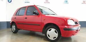 1997 Nissan Micra SLX Automatic Hatchback North St Marys Penrith Area Preview