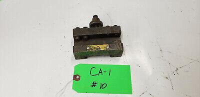 Aloris Ca-1 Ca1 Quick Change Turning Boring Tool Holder. Lot10 Shelf Q4 Bin 5