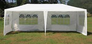 ON SALE - 3x6m Gazebo Outdoor Marquee Tent Canopy White Melbourne CBD Melbourne City Preview