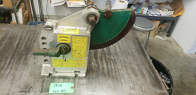 Greenlee 1818 Mechanical Conduit Bender Head Frame Only No Shoes Or Cart. Lot1
