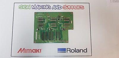 Genuine Roland Soljet Pro Iii Xc-540 Printer Print Carriage Board W700311311
