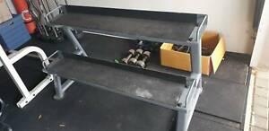 Solid Focus Kettlebell Storage Rack