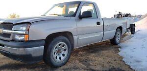 2005 Chevy pickup
