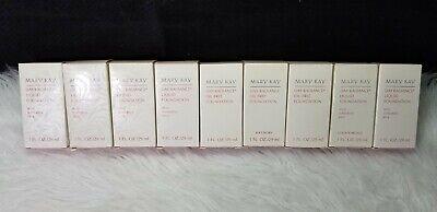 Mary Kay Day Radiance Liquid Foundation 1 fl oz / 29ml (Choose Your Shade)