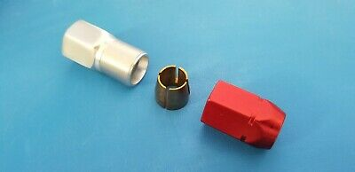 Meyer Pin Gage Handle 5w Red 0.407 To 0.510 10.32mm To 12.95mm