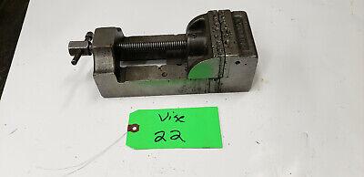 Palmgren 4 Machinist Drill Press Milling Vise. Vice 22 Shelf 44 Basement