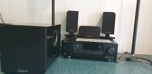 Home Theatre Receivers, Surround Speakers, Subwoofers Canberra City North Canberra Preview