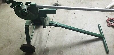Greenlee 1800 Mechanical Bender For 12 34 1 Inch Imc And Rigid Conduit