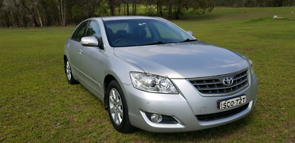2007 Toyota Aurion Prodigy Grose Wold Hawkesbury Area Preview