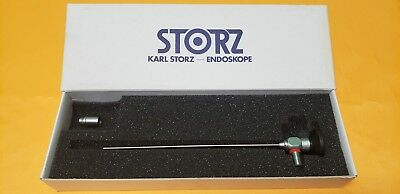 Karl Storz 7218bva 2.7mm X 30 Degree Arthroscope Autoclave Hopkins