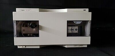 Agilent Hp G1376a 1100 Quatpump Quaternary Pump For Hplc - Working