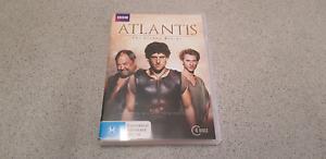 ATLANTIS - Season 1: 4 x DVD Set:Like NEW CONDITION: $6