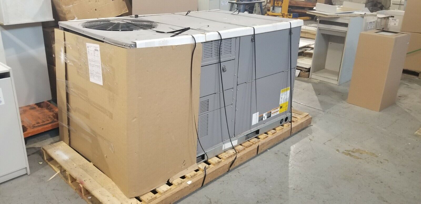 weathermaker 4 ton air conditioner w electric