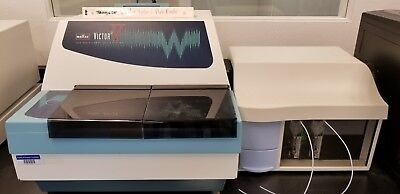 Perkin Wallac 1420 Victor 2v Multilabel Hts Counter Microplate Reader