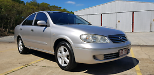 2006 NISSAN PULSAR ST-L AUTO , AIR , STEER REGO & RWC IMMACULATE Biggera Waters Gold Coast City Preview
