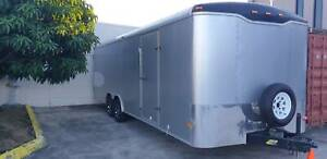 24ft Enclosed Race Car Trailer Clontarf Redcliffe Area Preview