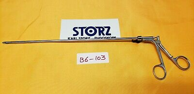 Karl Storz 26173ms Laparoscopy Semm Needle Driver 5mm X 36cm