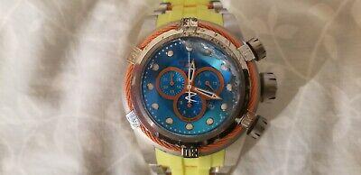 Invicta Men's 21672 Reserve 52mm Bolt Zeus Puppy Edition Swiss Made Quartz Watch