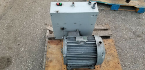 Lincoln A.C. 20 HP 3 phase converter works great
