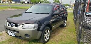 2006 Ford Territory 7 Seat SUV Traralgon Latrobe Valley Preview