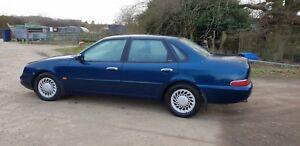 Ford Scorpio Granada Ultima spares and repairs 1996