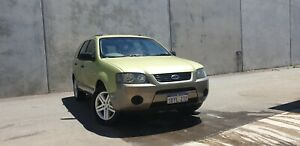 2005 FORD Territory Kenwick Gosnells Area Preview